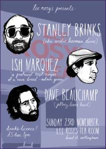 Ish Marquez/Stanley Brinks Poster